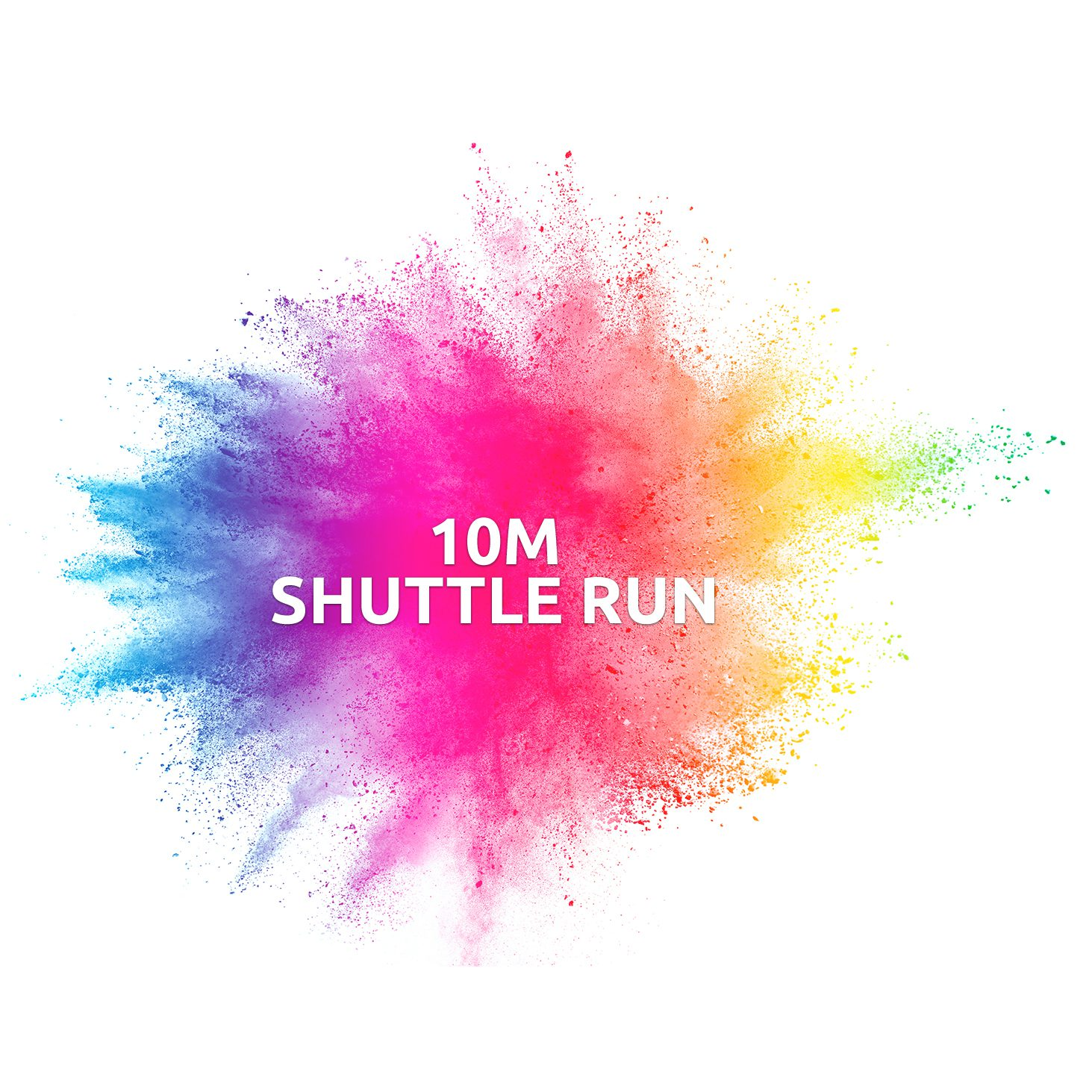 """Featured image for """"10m Shuttle Run Challenge"""""""