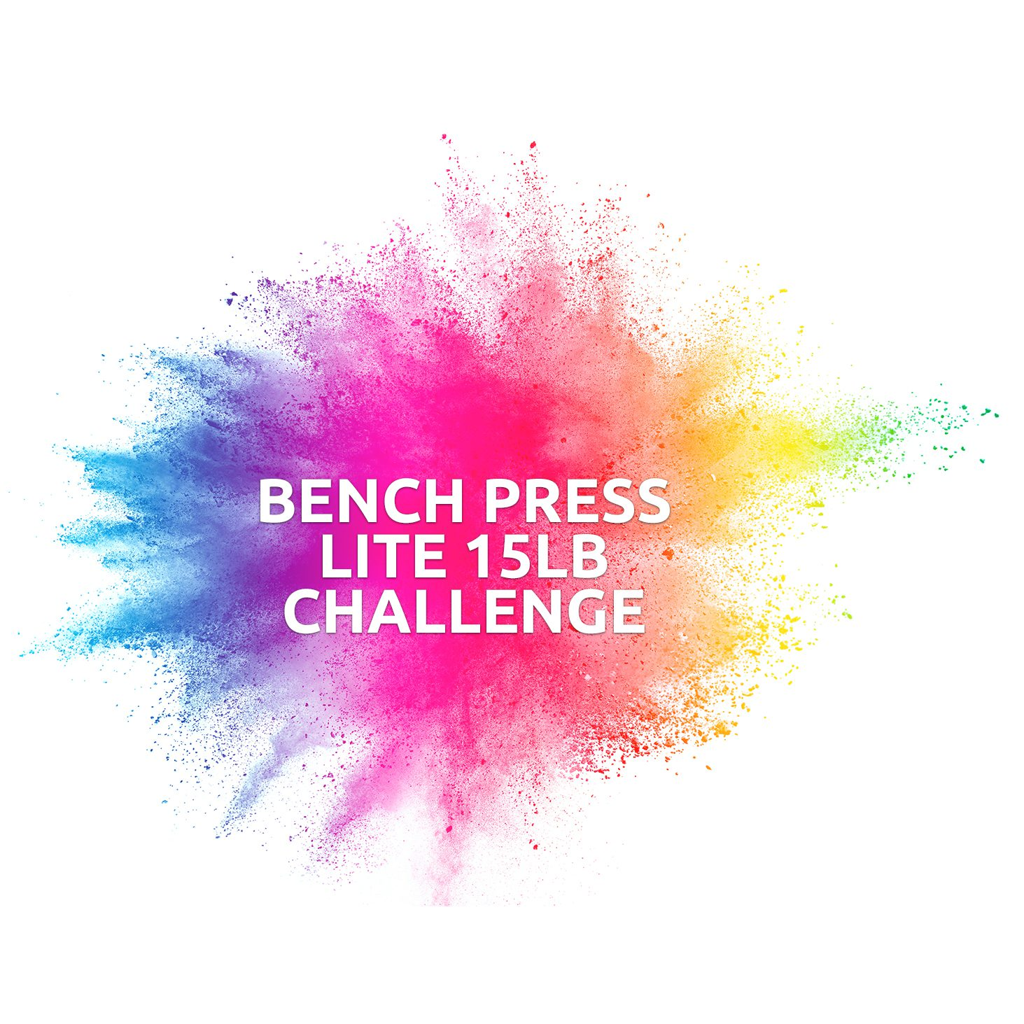 """Featured image for """"Bench Press Lite 15lb Challenge"""""""